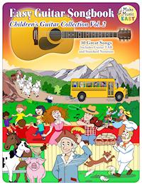 Childrens Guitar Favorites Vol2 Cover 200x259
