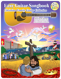 Christian Family Guitar Collection Cover 200x259