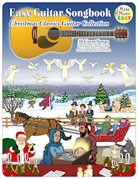 Christmas Classics Guitar Collection Cover 200x259
