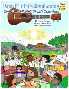 Christian Children's Ukulele Collection 750x971