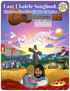 Christian Favorites Ukelele Collection 750x971