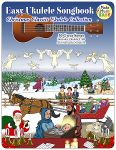 Christmas Classics Ukelele Collection 750x971
