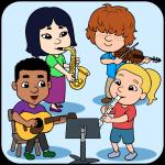 4 kids instruments