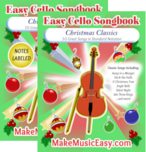 MME cello Christmas dual 300x311