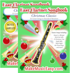 MME clarinet Christmas dual 300x311