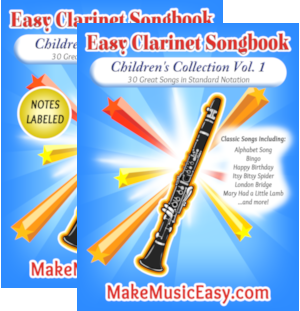 MME clarinet child vol 1 dual 300x311