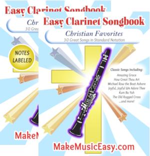 MME clarinet christ favorites dual 300x311
