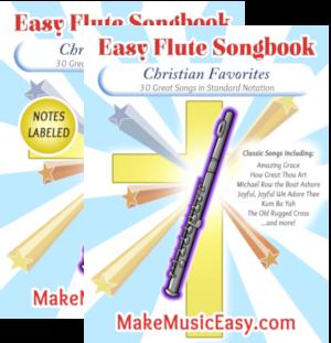 MME flute christ favorites dual 300x311
