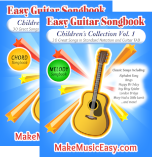 MME guitar child vol 1 dual 300x311