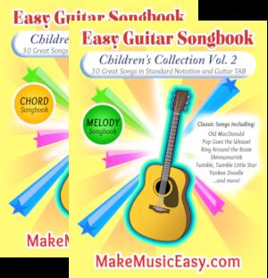 MME guitar child vol 2 dual 300x311