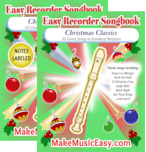 MME recorder Christmas dual 300x311