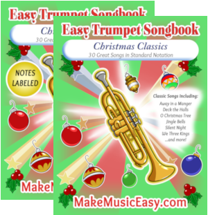 MME trumpet Christmas dual 300x311
