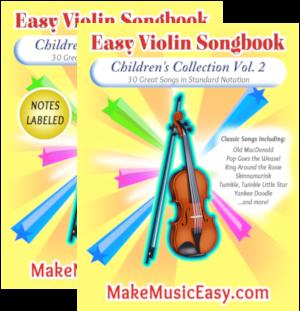 MME violin child vol 2 dual 300x311